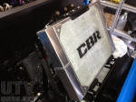 CBR Performance -Turbo RZR XP Radiator