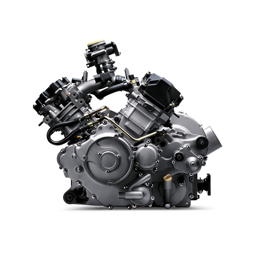 CFMOTO V Twin 8 Valve Liquid Cooled 800cc Engine