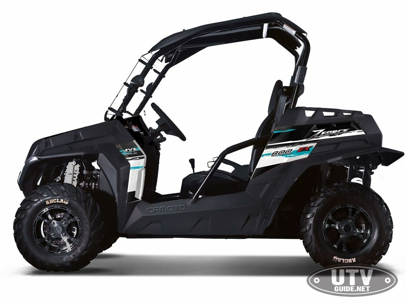 CFMOTO Z-FORCE 800 EX - UTV Guide