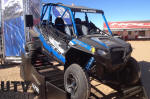 Polaris RZR XP H.O. Jagged X Edition at Camp RZR