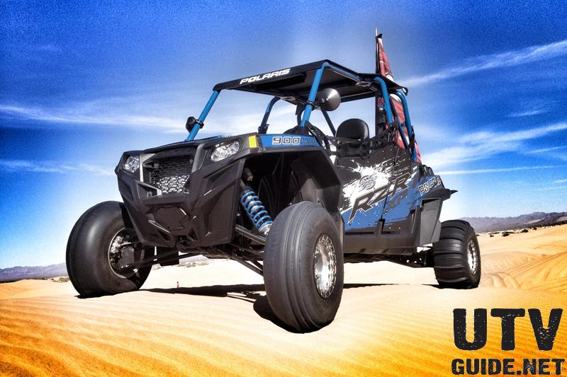 Jagged X RZR XP with Sand Tires