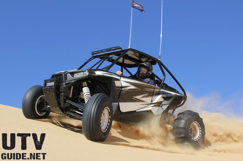 Long Travel RZR XP 1000