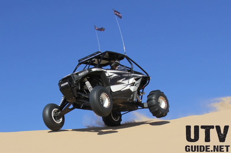 Turbocharged RZR XP 1000
