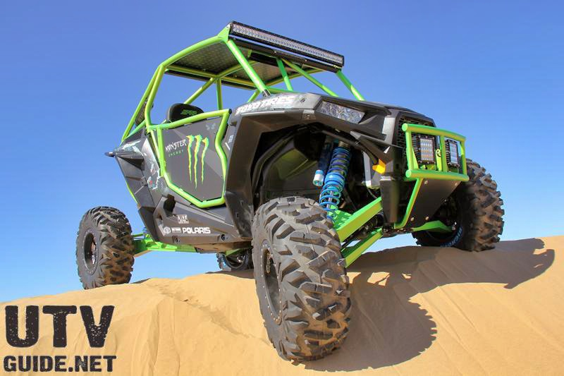 BJ Baldwin's Polaris RZR XP 1000
