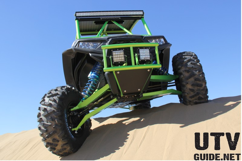 HCR Racing RZR XP 1000 Suspension