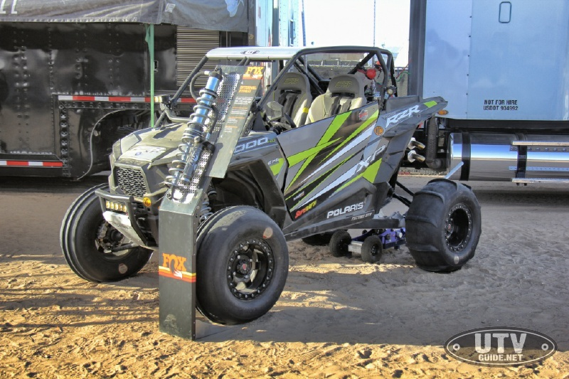 FOX Edition RZR XP 1000