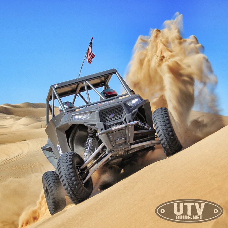 Grounded4 in Glamis