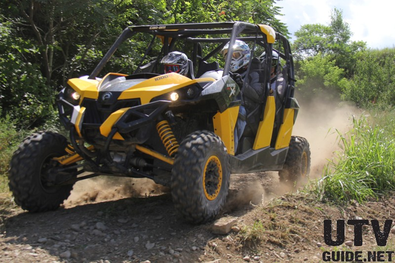 Can-Am Maverick MAX 100R X rs