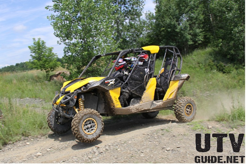 Can-Am Maverick MAX 1000R Review - UTV Guide