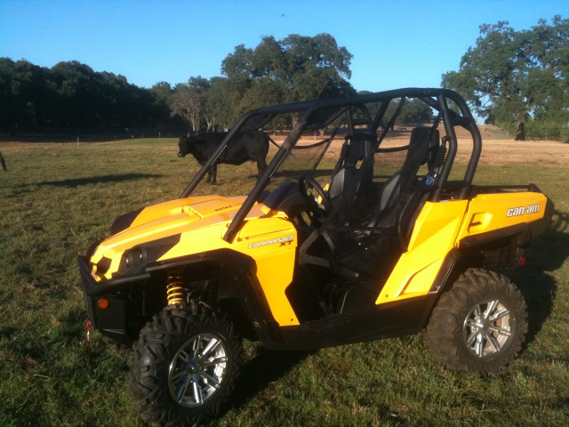 can am commander 1000 xt long term review utv guide. Black Bedroom Furniture Sets. Home Design Ideas
