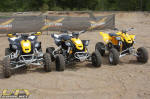 2011 Can-Am DS 450 X xc, DS 450 X mx and DS 450