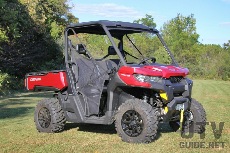Can-Am Defender XT HD10