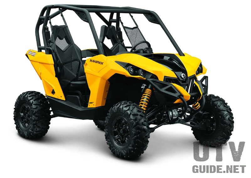 Can Am Maverick 1000R 5 can am maverick 1000r utv guide