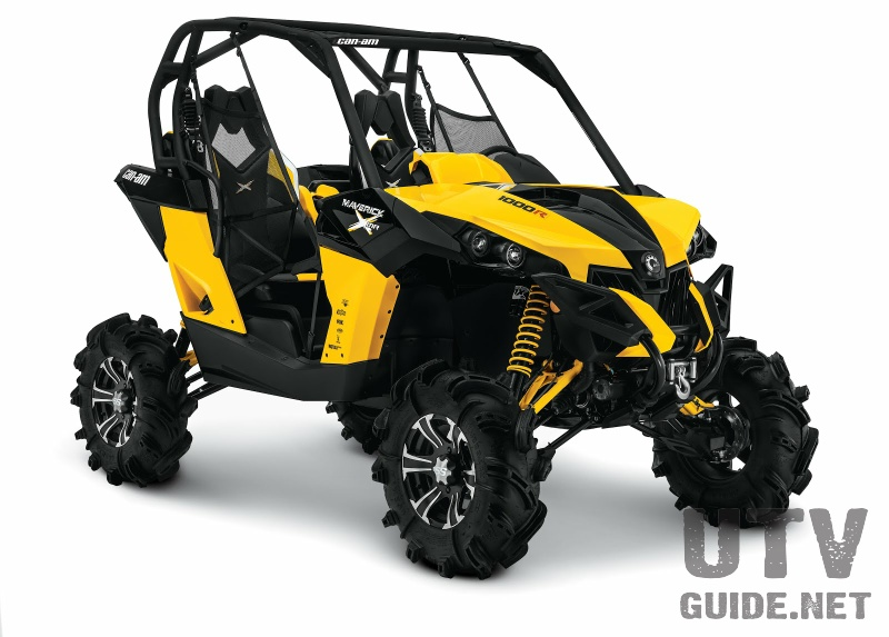 Can-Am Maverick 1000R X-mr