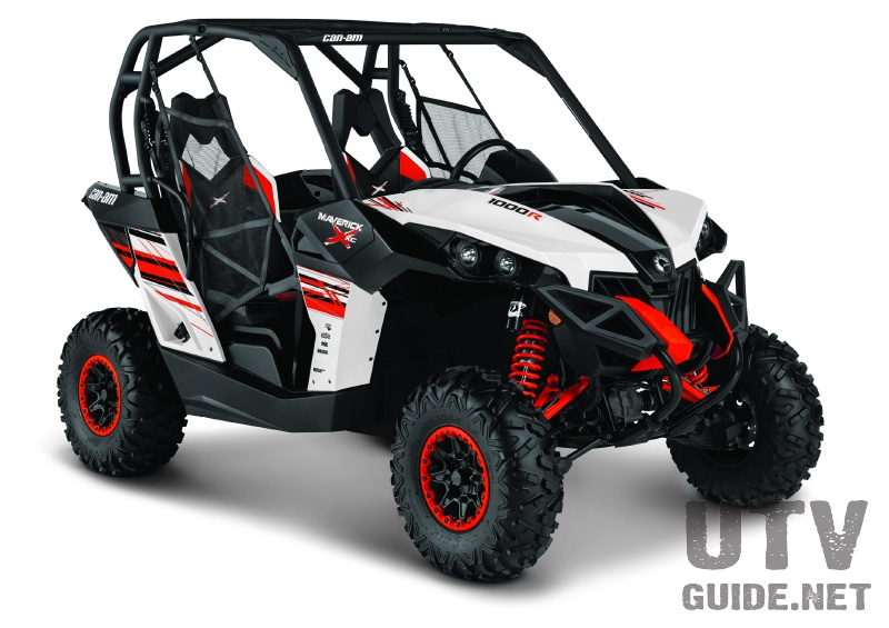 Can-Am Maverick X-xc
