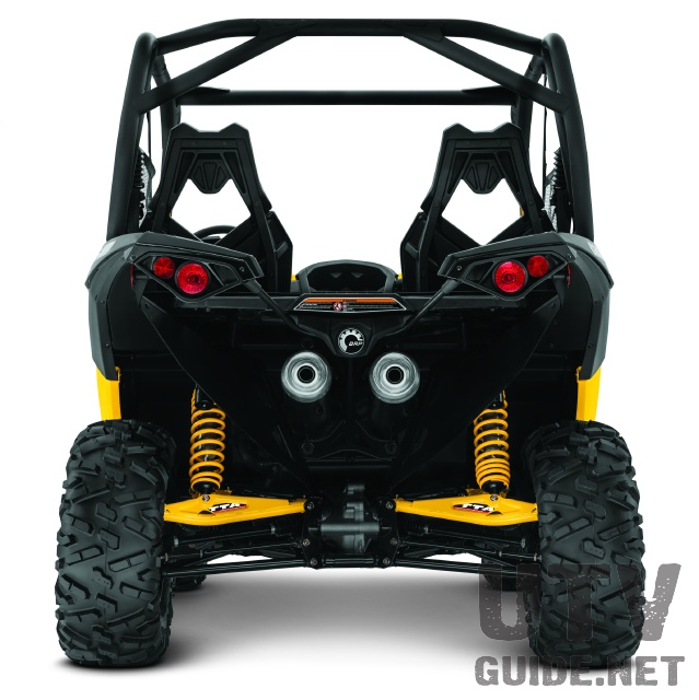 Can-Am Maverick X xc DPS