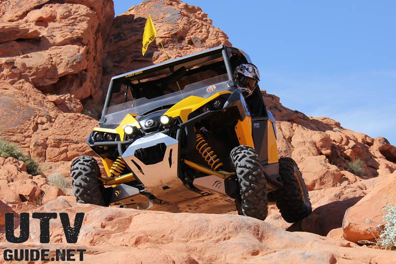 Can-Am Maverick 1000R X-RS