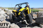 Can-Am Maverick 1000R with 31-inch tires