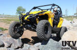 Can-Am Maverick 1000R with 31x11.50R15 Tires
