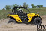 "Can-Am Maverick 1000R with Stock 26"" Maxxis Bighorn Tires"