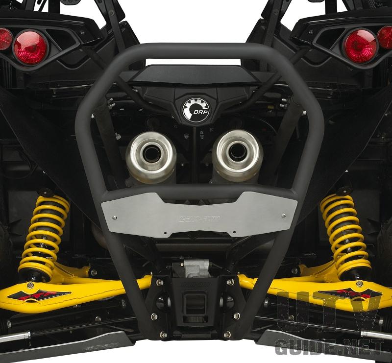 can am maverick 1000r utv guide can am maverick rear bumper