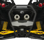 Can-Am Maverick Rear Bumper