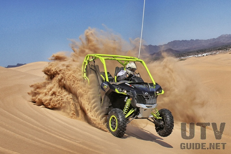 Can-Am Maverick Turbo