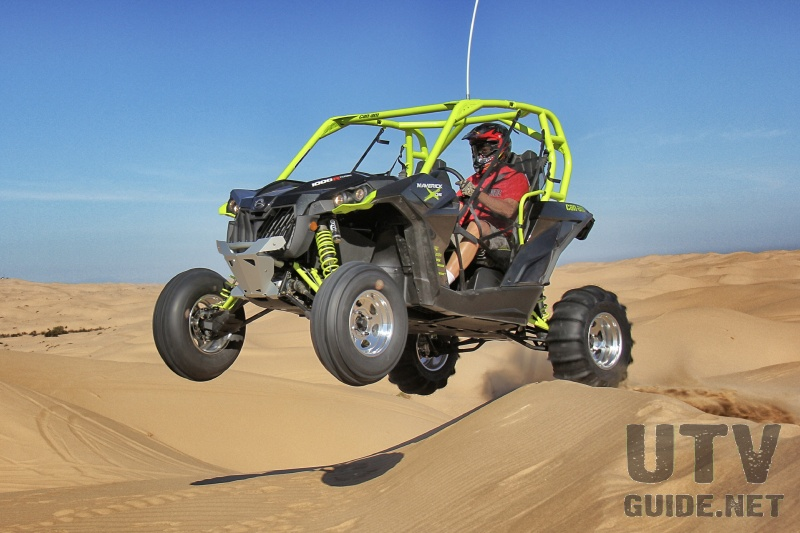 Can-Am Maverick xds Turbo