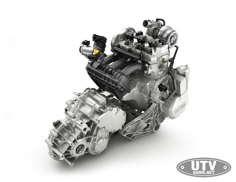Rotax ACE engine - Maverick X3