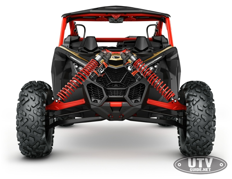 Can-Am Maverick X3 X rs Shocks