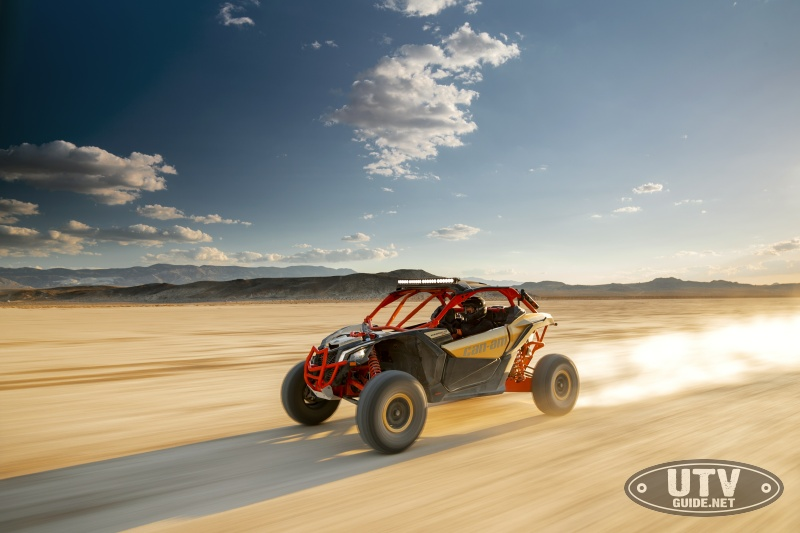 Can-Am Maverick X3 X rs Turbo