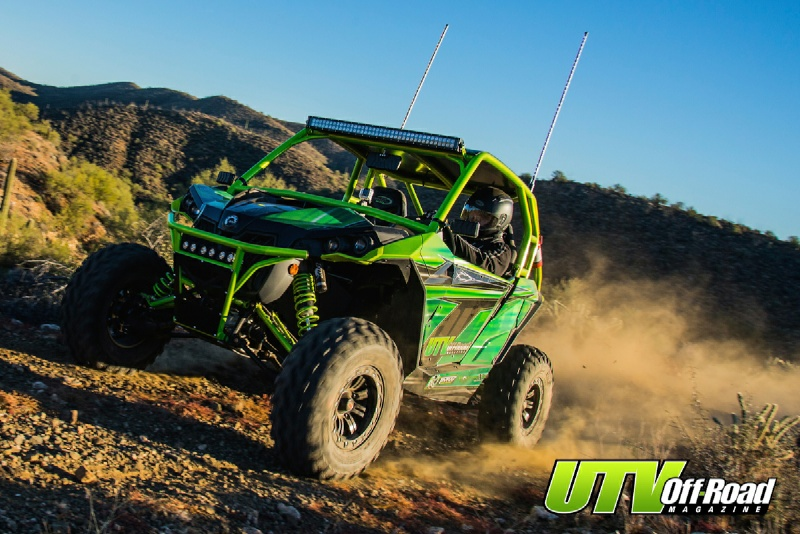 Can-Am Maverick X ds turbo