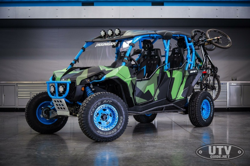 Can-Am Maverick MAX X rs 1000R Turbo