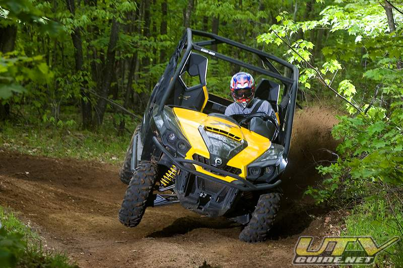 Can-Am Commander 1000 X - UTV Guide