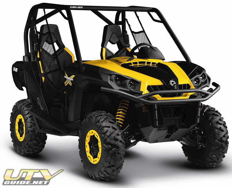 CanAm Commander1000X 501 can am commander 1000 utv guide  at gsmx.co