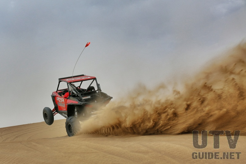 Long Travel Polaris RZR XP Turbo