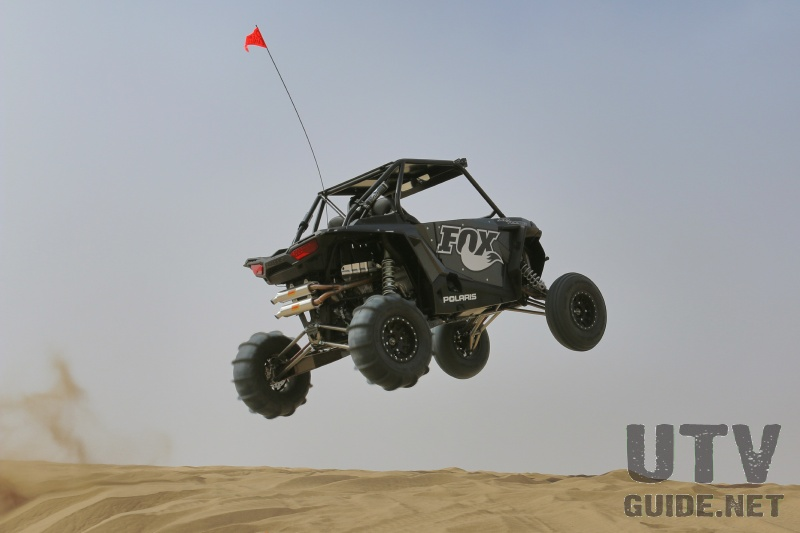 Long Travel RZR XP Turbo