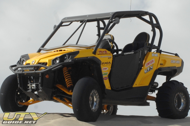 Can-Am Commander 1000 XT Long Term Review - UTV Guide