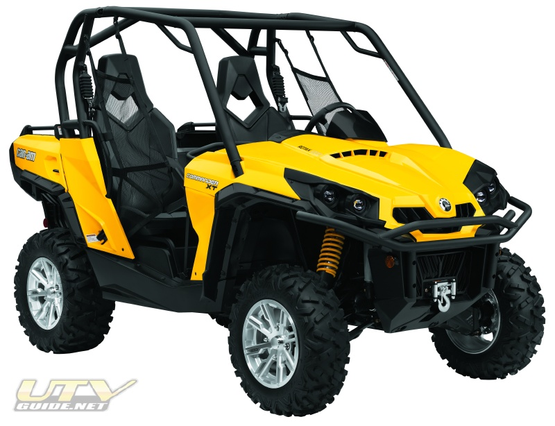 Commander1000XT 2 can am commander 1000 utv guide  at gsmx.co