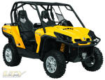 Can-Am Commander 1000 XT Package