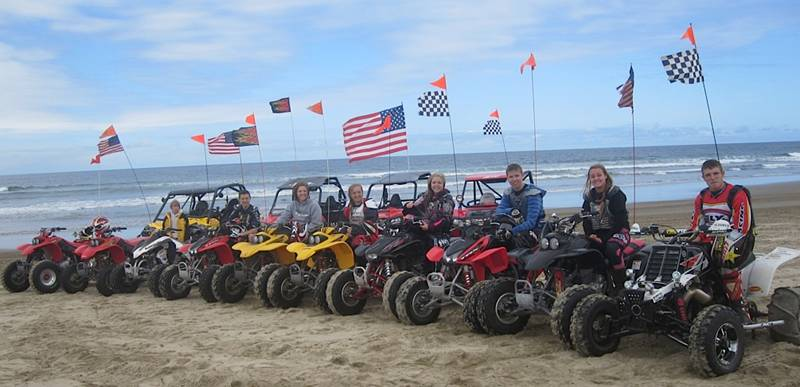 Coos Bay, Oregon Dunes 2011