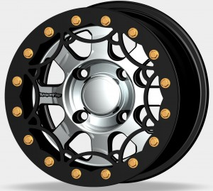 Baja Crippler Beadlock Wheel from DragonFire Racing
