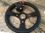 Teryx4 Steering Wheel and Quick Release Adapter