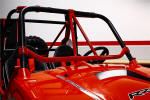 "Race Pace ""Front Brace"" forward cage support"