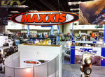 Maxxis Booth at the 2012 Dealer Expo