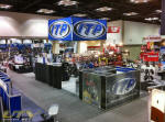 ITP Tires Booth at the 2012 Dealer Expo