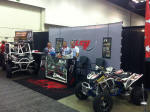 Lonestar Racing Polaris RZR XP 900 at the 2012 Dealer Expo