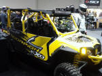 Scorpion USA's Polaris RZR 4 built by Precision Billet