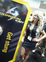 Scorpion USA at the 2012 Dealer Expo
