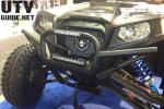 Pro Armor front bumper with Baja Designs LED light